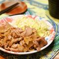 お弁当のおかず★揉みこんでやわらかな豚肉の生姜焼き