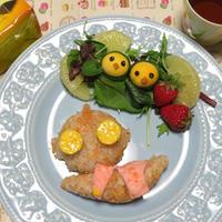 リプトンひらめき朝食 「シュワッチ鮭とチアシードのおにぎり」
