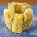 【時短レシピ】レンジとホットケーキミックスで、あっという間シフォンケーキ☆Suipa.の容器モニター「ミニシフォンカップ」