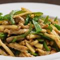 【基本のお料理】青椒肉絲(チンジャオロース、チンジャオロースー)のレシピ・作り方