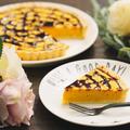 かぼちゃのベイクドチーズタルトのレシピ