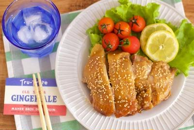 【メシ通連載】カノジョとつくる満腹レシピ! 料理研究家 Yuu*の「レンジで鶏の照り焼き」が照り照り