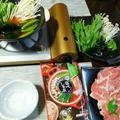 なべしゃぶ「ガーリックトマトつゆ」シメまで美味しい^0^