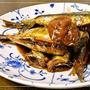 魚介の甘露煮