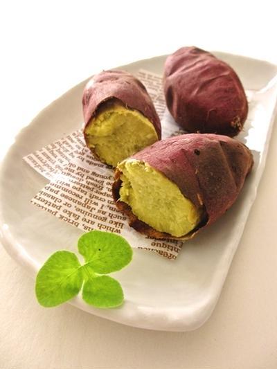 この焼き芋、ただ者じゃない!レンジでこんなにおいしいなんて…