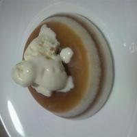 アイスティー&ミルクWithアイスクリーム