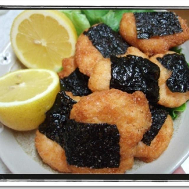 ご飯、鶏のから揚げ、玉子焼き…あと1品②