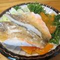 【旨魚料理】ウスメバルのレモン塩麹蒸し