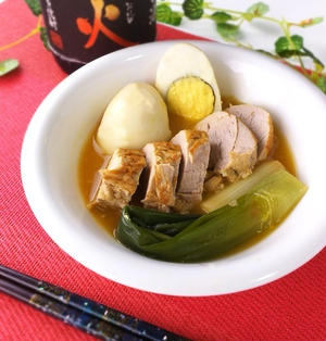 ヒレ肉であっさりと♪豚肉の辛味噌煮