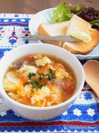 寒い日に食べたい! 3stepの簡単あったかスープ3品