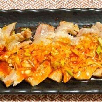 キムチが美味しい!ピリ辛旨辛料理