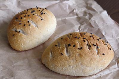 GOPANのスイートポテトお米あんパン