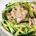 豚しゃぶ・シシトウのつくだ煮混ぜ【#美味しいレシピ #野菜レシピ #野菜不足解消】