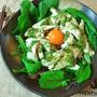 未知の美味しさ。時短茹で鶏柚子胡椒マスタードドレッシング(糖質3.5g)