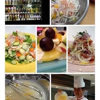 """『Salad Cafe』の""""サラダレッスン""""♫"""