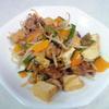 豚肉と厚揚げの野菜炒め~しょうが焼き風味~