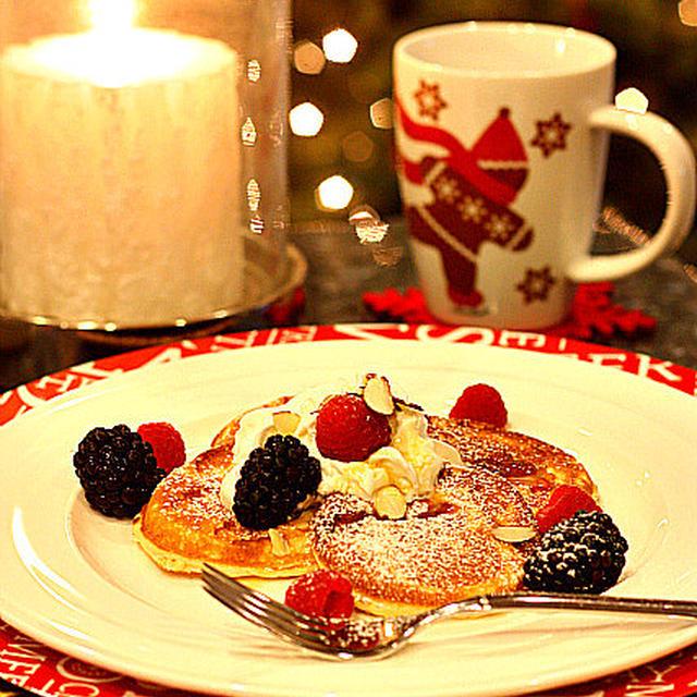 Nordic Ware Christmas Pancakes