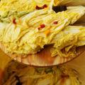 自家製保存食【白菜漬け/べったら漬け】&【柚子を使ったアラカルト】 by あきさん