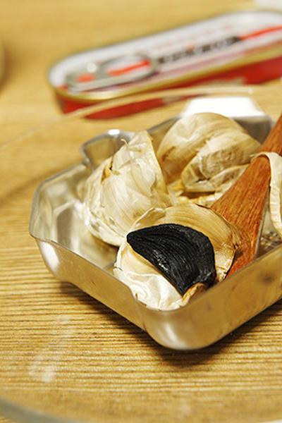 炊飯器で作る♪簡単☆黒ニンニク~^^
