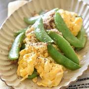 食材があまりないときにも!お弁当に「ツナの卵炒め」はいかが?