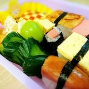 お寿司弁当