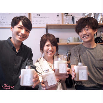 【宮崎初ヘルシーボトルドリンク】RosaCoffeeさんにてコラボドリンクの販売が始まります!