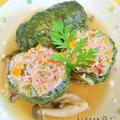 サニーレタスde彩り野菜のロールレタス