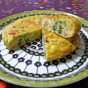 料理が苦手な人でも安心!「スペイン風オムレツ」簡単レシピ