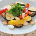 【モニター】たこと夏野菜のアジアン炒め by アップルミントさん