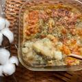 【長芋レシピ】KALDIで大好きなもの♡と朝時間と長芋の明太チーズ焼き