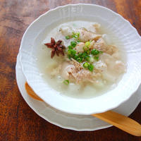 豚バラ肉と大根の本格中華スープ