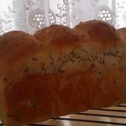 ごまごま食パンで♪カツサンド♪