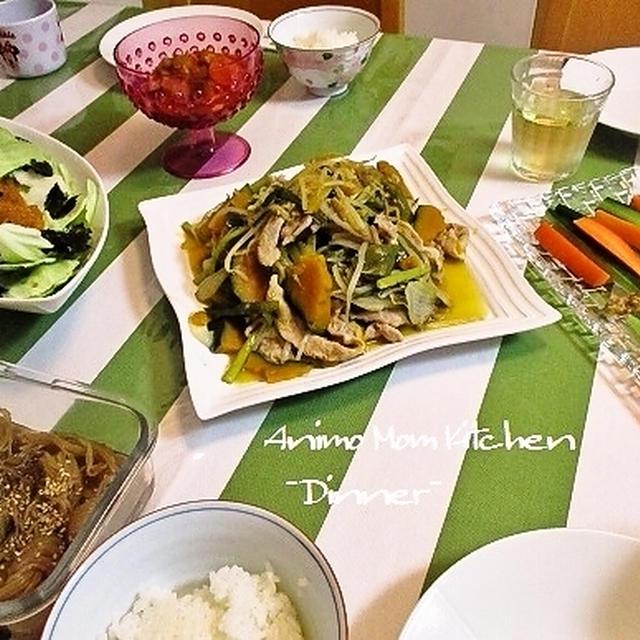 忙しいときこそ、野菜をたっぷり摂りたい。
