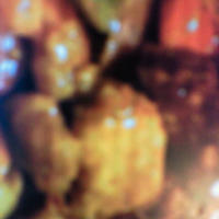 日本食研さんのハンバーグの素とてりやきソースで酢鶏