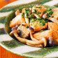 鮭としめじの香ばし醤油バター炒め♪簡単おいしい秋の味覚レシピ by みぃさん