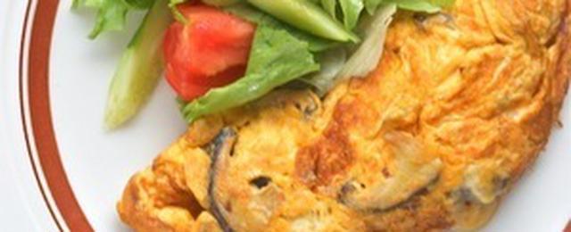 旬のきのこで作る♪ふんわり幸せ「きのこオムレツ」レシピ