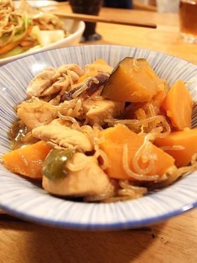 和食の方程式で「炒り鶏」づくり|七里ヶ浜で海と江の島を見ながら、最高の一杯