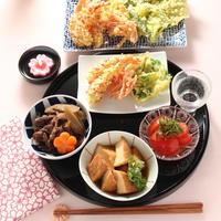 厚揚げの麻辣醤煮と和食の日