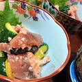 【レシピ】簡単★おつまみにもぴったり【かつおと胡瓜の塩麹漬け】 by ☆s4☆さん
