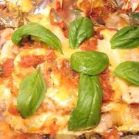 モニター 『チキンのトマトチーズ焼き』・・・