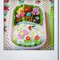 幼稚園*きらきらぽかぽか*春のお弁当*デコ弁キャラ弁(・´`U by rinrinさん