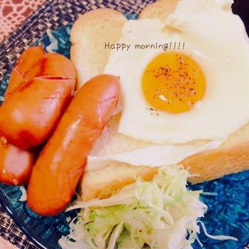 ラピュタパンで幸せ朝食