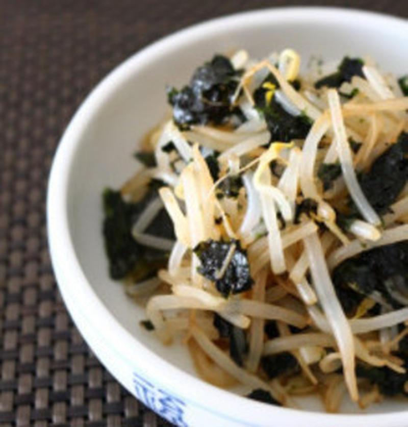 あと1品に!野菜がたっぷり食べれる「海苔ナムル」レシピ