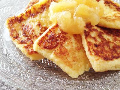 >冷たいフレンチトースト&パイナップル by Legeloさん