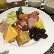 9食目 ホテルでモーニングビュッフェ2日目@コリャうま韓国B級グルメ満喫旅