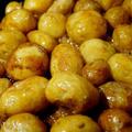【菜園ジャガイモで甘辛ジャガバター】ジャガイモ堀り/障子貼りと大忙し!です♪ by あきさん