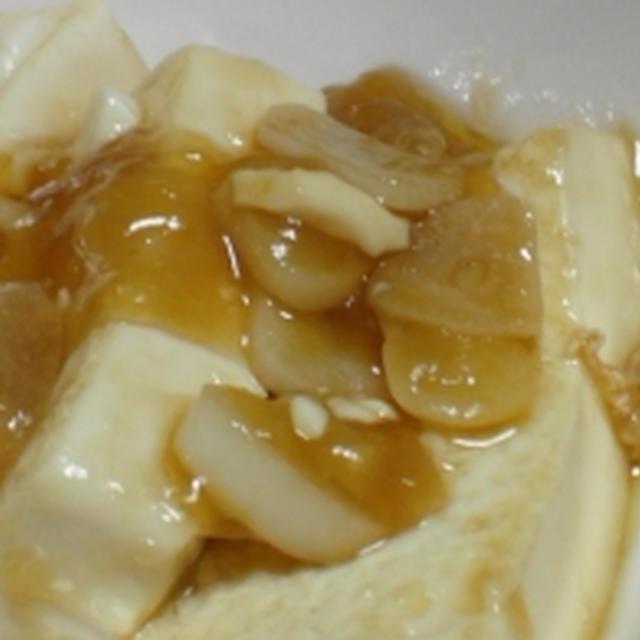 簡単♪ピリ辛焼き豆腐 & スイカの収穫