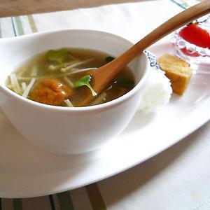 これは便利♪ スープや汁物に「梅干し」が使える!