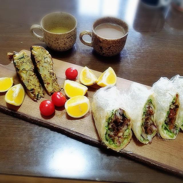 【家ごはん】 ラップサンド *HARE/PAN ハレパン 純生食パン