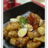 豚バラと厚揚げの炒め物*五香粉風味